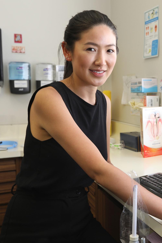Dr Christine MA